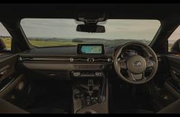 Toyota Supra, 2021, interior