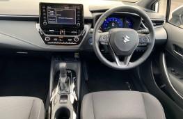 Suzuki Swace, 2021, interior