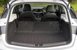 Vauxhall Astra, boot, maximum