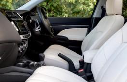 Mitsubishi ASX, 2017, interior