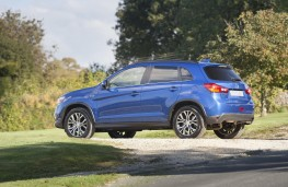 Mitsubishi ASX, 2017, side, static