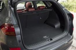 Hyundai Tucson hybrid, 2018, boot