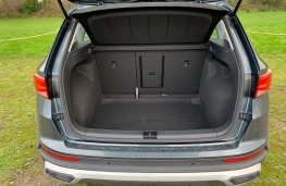 SEAT Ateca, 2020, boot