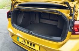 Volkswagen T-Roc Cabriolet, 2021, boot