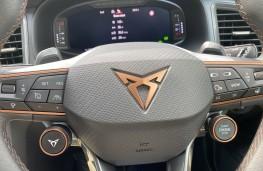 Cupra Ateca, 2021, steering wheel controls