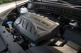 Hyundai Tucson hybrid, 2018, engine