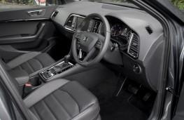 SEAT Ateca 2.0 TDI Xcellence, interior
