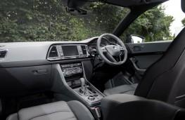 SEAT Ateca 2.0 TDI Xcellence, dashboard