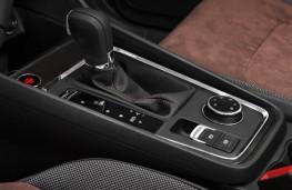 SEAT Ateca, gear lever, auto