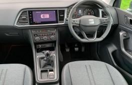 SEAT Ateca, 2020, interior