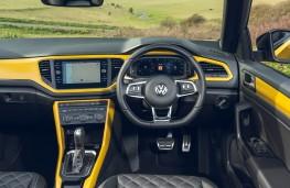 Volkswagen T-Roc Cabriolet, 2021, interior