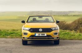 Volkswagen T-Roc Cabriolet, 2021, nose