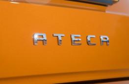 SEAT Ateca, badge