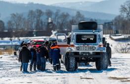 Mazda CX-5, Siberia, 2018, rescue truck
