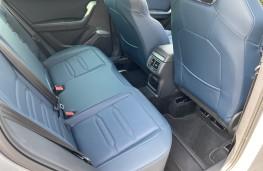 Cupra Ateca, 2021, rear seats