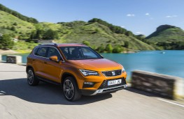 SEAT Ateca, side