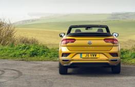 Volkswagen T-Roc Cabriolet, 2021, tail