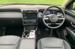 Hyundai Tucson, 2021, interior