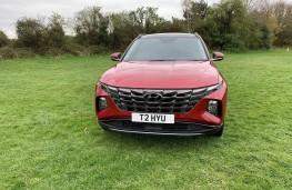 Hyundai Tucson, 2021, nose