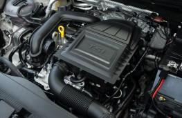 SEAT Ateca SE 1.0 TSI, engine