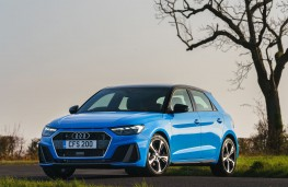 Audi A1 Sportback front static