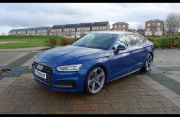 Audi A5 Sportback, front static 1