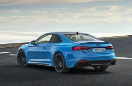 Audi RS 5 Coupe 2020 rear threequarters