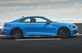 Audi RS 5 Coupe 2020 side