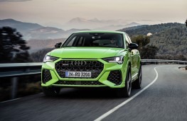 Audi RS Q3 Sportback head on