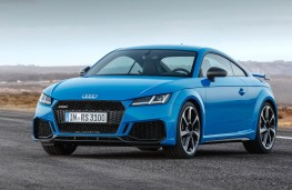 Audi TT RS Coupe front static