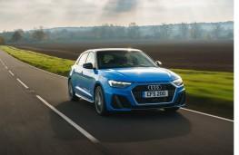 Audi A1 Sportback, front action