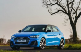 Audi A1 Sportback, front static