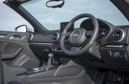 Audi A3 Cabriolet, interior