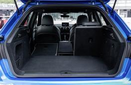 Audi A3 Sportback, boot