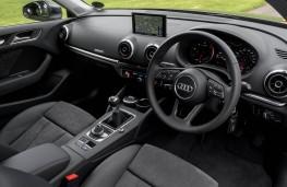 Audi A3 Sportback, dashboard