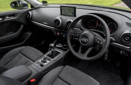 Audi A3 Sportback, interior