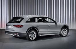 Audi A4 allroad quattro 2020 rear