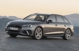 Audi A4 Avant 2020 front