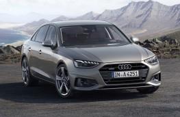Audi A4 saloon 2020