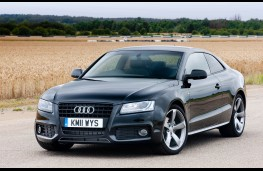 Audi A5 Coupe, front static 2