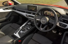 Audi A5 Cabriolet Interior