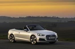 Audi A5 Cabriolet Front