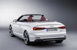 Audi A5 Cabriolet rear