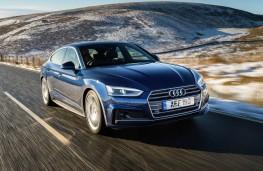 Audi A5 Sportback, action front