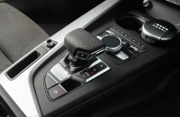 Audi A5 Sportback, console