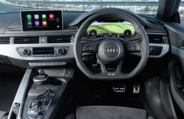 Audi A5 Sportback, dashboard