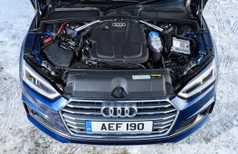 Audi A5 Sportback, engine