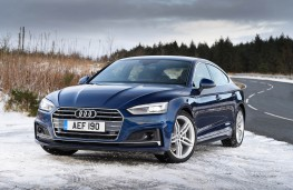 Audi A5 Sportback, static front