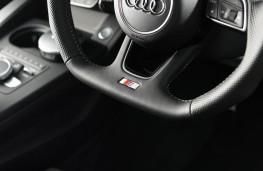 Audi A5 Sportback, steering wheel