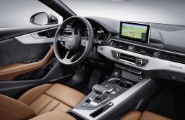 Audi A5 Sportback 2017 cockpit